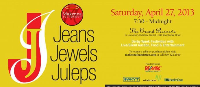 Jeans Jewels Juleps 2013