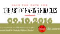 Makenna Foundation – The Art of Making Miracles 2016 - Rotator